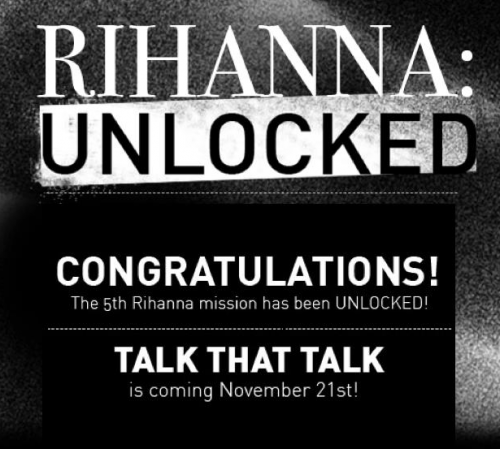 Rihanna Announces NEW Album Title