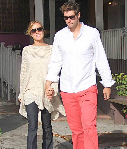 Jay Cutler and Kristin Cavallari Holding Hands, BACK TOGETHER!