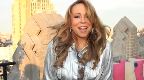 VIDEO: Mariah Carey Announces Justin Bieber Duet
