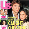 Demi Moore and Ashton Kutcher - Cheating - Us Weekly Cover