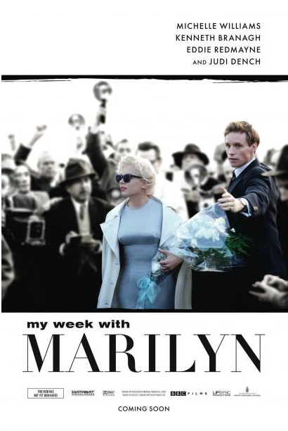 'My Week With Marilyn' Official Trailer is Here