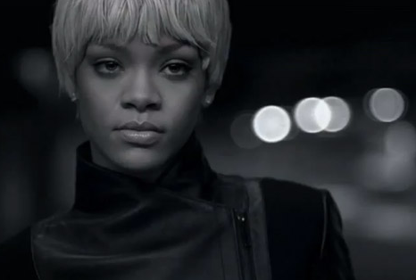 Rihanna: Sexy Short Film For Armani – VIDEO