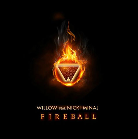 NEW MUSIC: Willow Smith 'FireBall' Feat. Nicki Minaj