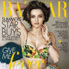 Miranda Kerr - Harper&#039;s Bazaar Australia - Nov. 2011 - Photos - COVER