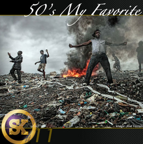50 Cent - '50s My Favorite' Cover Art