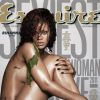 Rihanna - NAKED - Esquire - Sexiest Woman Alive 2011 Shoot - Cover