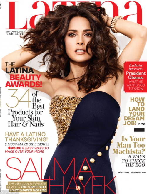 Salma Hayek: Beauty Secrets Revealed