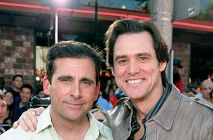 Steve Carrell and Jim Carrey Joining Forces On The Big Screen