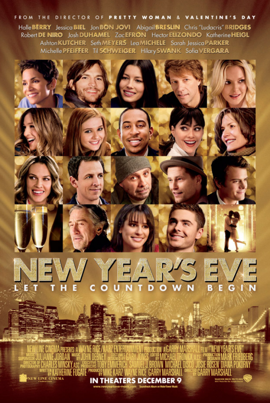 New Year's Eve Official Movie Poster