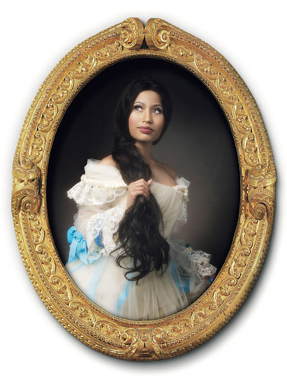 Nicki Minaj - W Magazine - 4