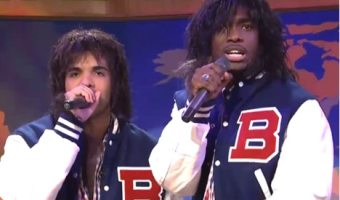 SNL - Drake - Weekend Update
