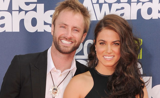 Paul McDonald and Nikki Reed - Tied The KNOT!