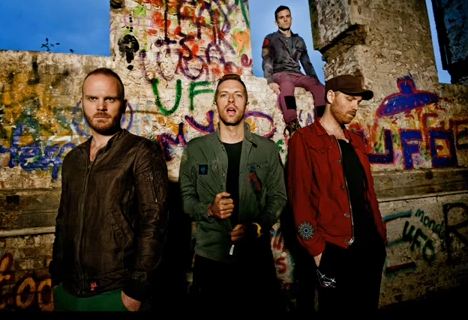 Coldplay - Princess of China