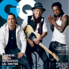 GQ - Nov. 2011 - Keith Richards, Eminem, and Lil Wayne