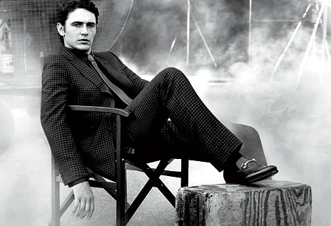 James Franco - Gucci - 1