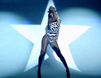 Kelly Rowland Takes It ALL Off – 'Down For Whatever' Music Video