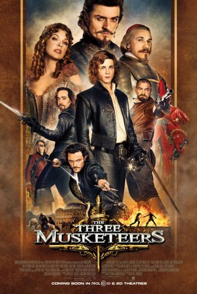 Watch: First 5 Minutes of 'The Three Musketeers'