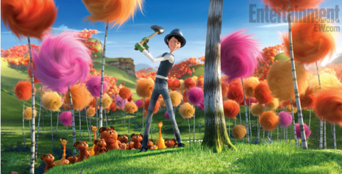 FIRST LOOK! Dr. Seuss' Once-ler From 'Lorax' Revealed!