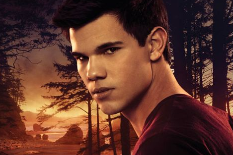 NEW VIDEO: Breaking Dawn Part 1 &#8211; Jacob Trailer