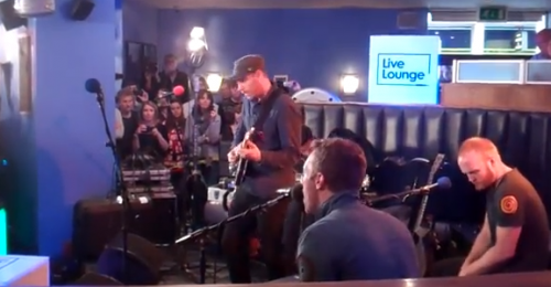 Coldplay Covers Rihanna's 'We Found Love' – VIDEO