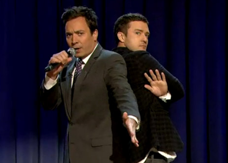 VIDEO – Jimmy Fallon and Justin Timberlake ROCK 'History of Rap 3′