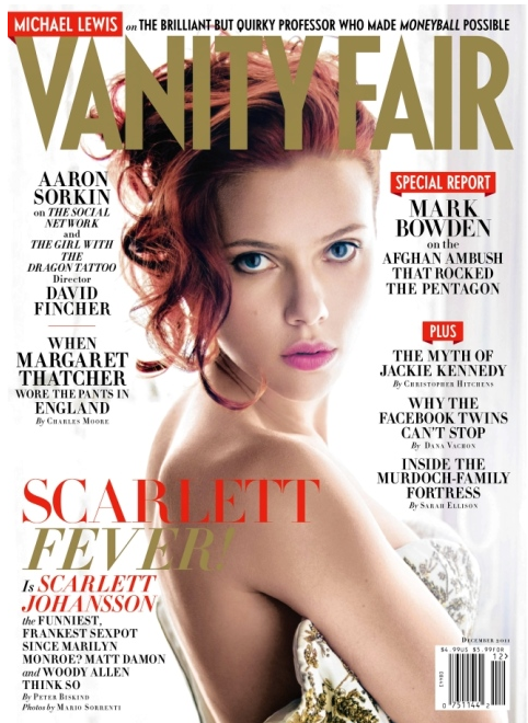 Scarlett Johansson&#8217;s Hacked Nude Pics Meant For Ryan Reynolds