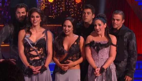 Dancing With The Stars Week 7 – Recap and Scores – Oct. 31st