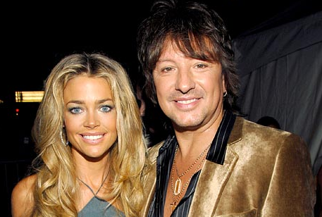 Denise Richards and Richie Sambora Heating Back Up