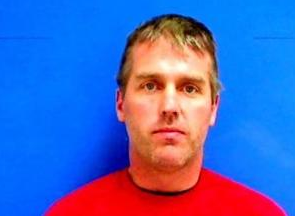 Nascar - Jeremy Mayfield - Mug Shot
