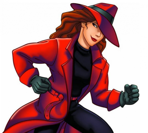 Jennifer Lopez Starring & Producing 'Where in the World is Carmen Sandiego?' Movie