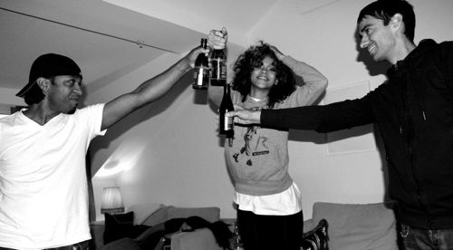 Rihanna Releases Tracklist For 'Talk That Talk' – PHOTOS