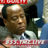 Conrad Murray Found GUILTY