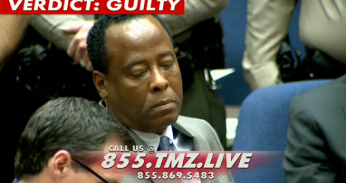 BREAKING NEWS! Conrad Murray Has Been Found …….
