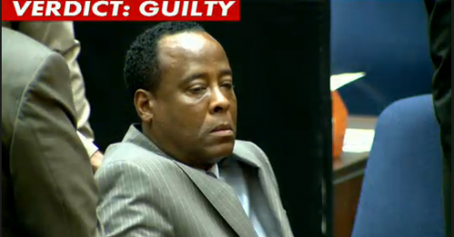 Dr. Conrad Murray on Suicide Watch?!