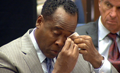 "CONFIRMED: Dr. Conrad Murray On Suicide Watch – He's ""Lost His Will To Live"""