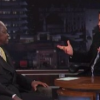 Jimmy Kimmel and Herman Cain