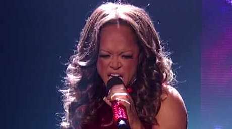 &#8216;X Factor &#8216;Stacy Francis &#8216;Queen of the Night&#8217; Top 11 VIDEO
