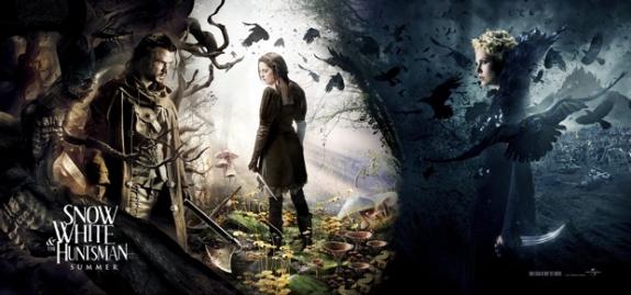 Kristen Stewart - NEW Snow White and the Huntsman BANNER