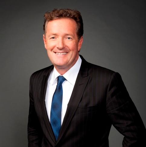 Piers Morgan Bails on 'America's Got Talent'