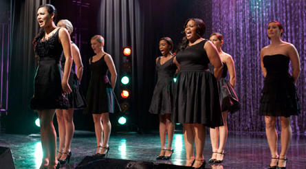 GLEE: 'Mash Off' Sneak Peek! – VIDEO