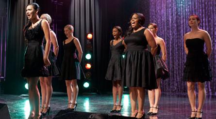 Glee - Mash Off