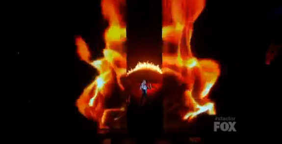 Willow Smith - Fireball - X Factor