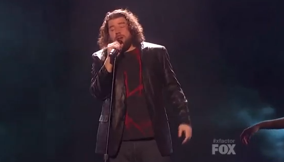Josh Krajcik - X Factor Top 11