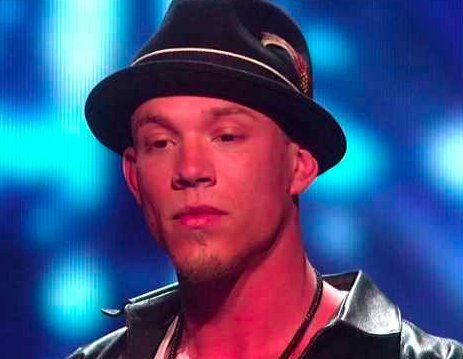 X Factor Top 11 - Chris Rene