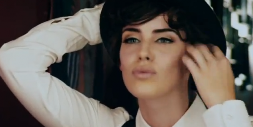 WATCH: Jessica Lowndes Goes Very NSFW For 'I Wish I Was Gay' Music Video