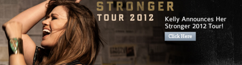 Kelly Clarkson Announces 'Stronger' 2012 Tour Dates – FULL List