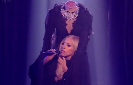 Lady Gaga - Marry The Night - X Factor UK