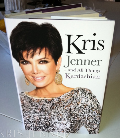 Kris Jenner Cried Over Kim Kardashian Sex Tape?  Yeah RIGHT!