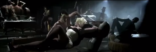 LEAKED! Marilyn Manson: Britney Spears Goes NSFW For 'Sweet Dreams' Music Video