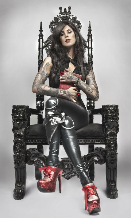 "Kat Von D: ""Jesse James Cheated On Me With 19 Women"""